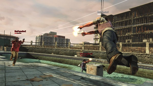 Here's a taste of Max Payne 3's 'Local Justice'