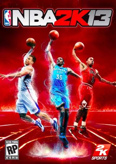 These are the dudes on the NBA2K13 cover