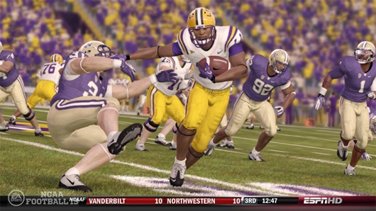 See NCAA 13's Dynasty mode scouting in action