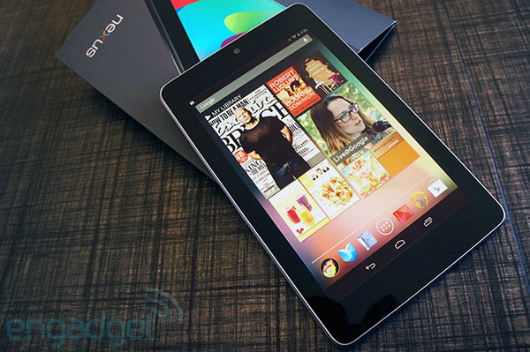 Gamestop taking preorders for Google's Nexus 7 tablet