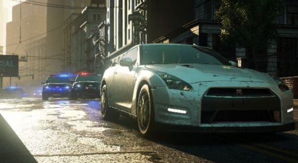 Need for Speed Most Wanted is a secret return to Paradise