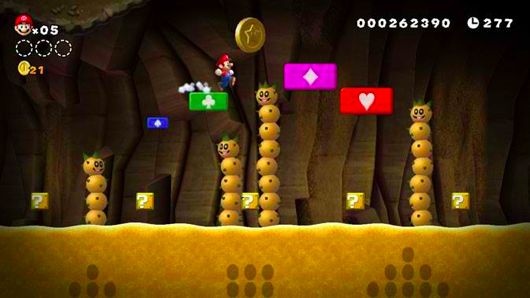 New Super Mario Bros U gives multiplayer a 'boost'