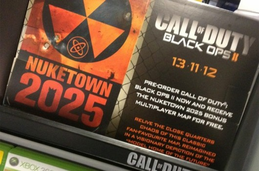 Rumor Nuketown returns in Black Ops 2 'limited release'