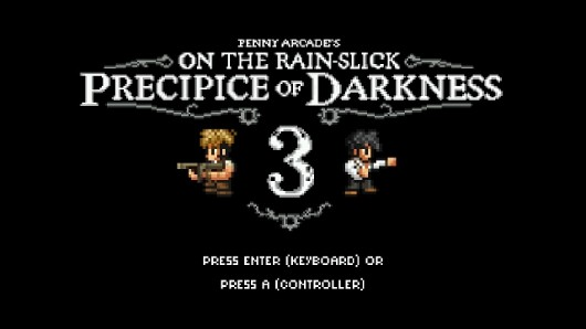 Penny Arcade's On the RainSlick Precipice of Darkness 3 review
