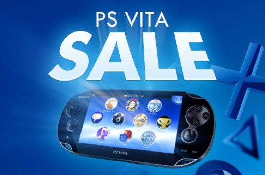 Vita game sale US too