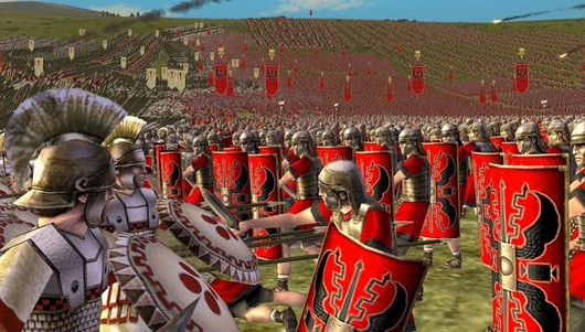 Rumor Total War Rome 2 announcement incoming