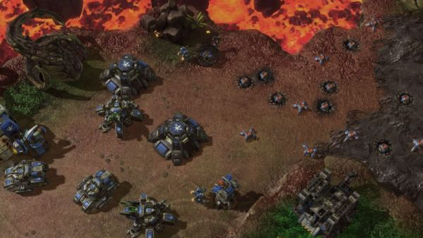 Blizzard talks Heart of the Swarm multiplayer, and what's next for Starcraft 2