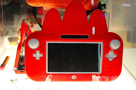 The Wii U accessory onslaught begins in the Scribblenautiest way