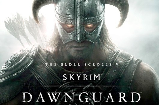 Skyrim Dawnguard available now