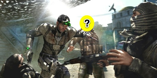 PowerUp Rewards member You could have your mug in Splinter Cell Blacklist