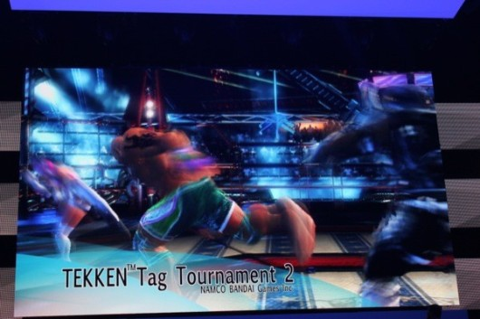 Tekken Tag Tournament 2, two other games starting with 'T' for Wii U