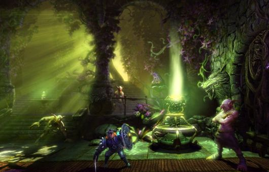 Trine 2 half off for XBLA Gold Members through July 2