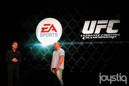 EA has UFC in a multiyear headlock