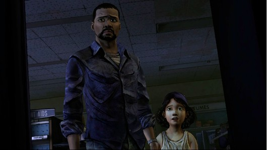 Telltale's The Walking Dead Episode 2 tomorrow