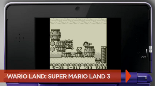 Two new Virtual Console titles to hit 3DS per week in July