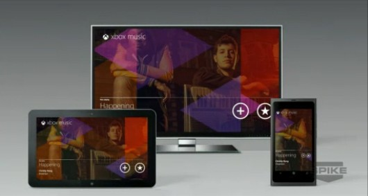 Xbox Music coming with 30 million tracks