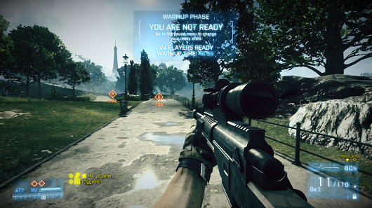 Battlefield 3 Introduces 39 Matches 39 Customized Competitive