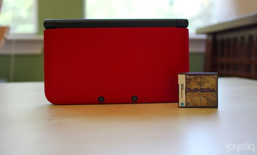 An extra large look at the 3DS XL