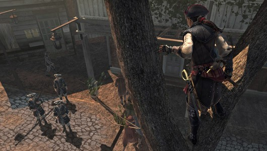 The first AC3 Liberation trailer documents Aveline's murderous rampage through New Orleans