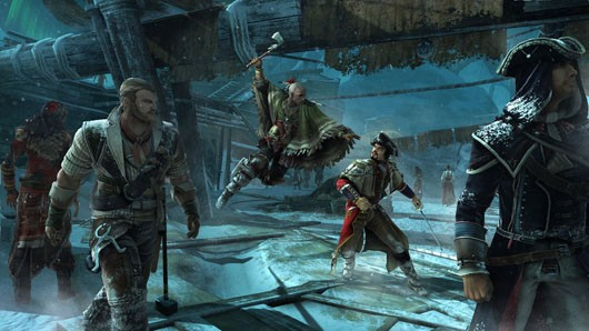 Rumor Assassin's Creed 3 getting a 'season pass'