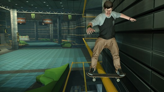 Tony Hawk's Pro Skater HD 'THPS 3' DLC brings back the revert