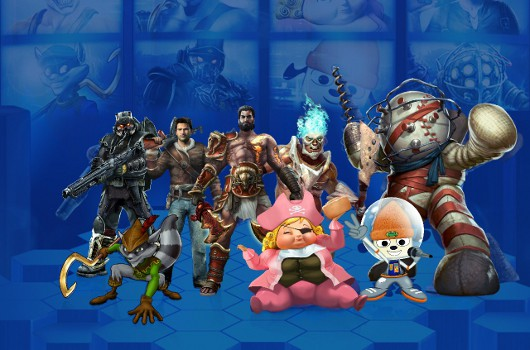 PlayStation AllStars Battle Royale visits Master Onion in latest clip