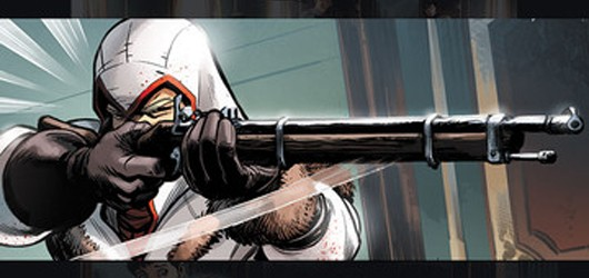 Assassin's Creed The Fall comic sneaks onto iPad