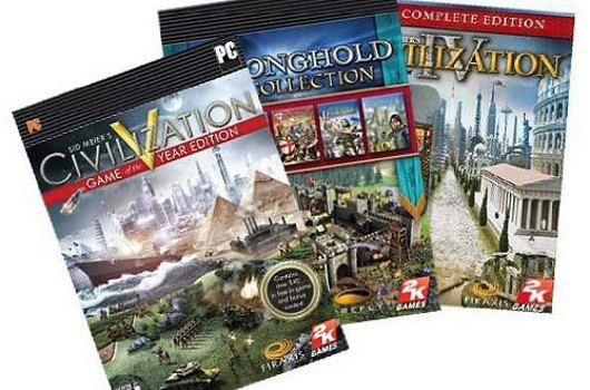 Holy crap this Civ IVV bundle is a crazy good deal