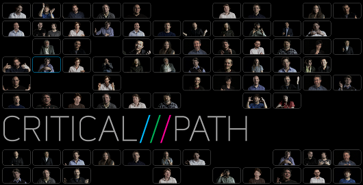 Critical Path, a highprofile gaming archive to inspire, cultivate conversation