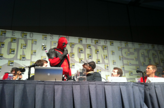 High Moon's Deadpool game announced, coming 2013