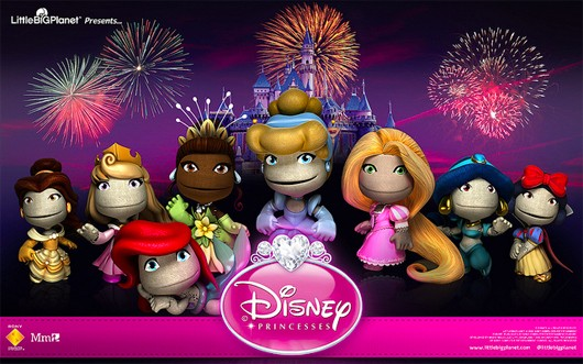 Disney Princess costume pack dressing up LBP's sack boys girls next week