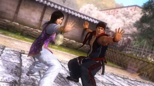 Dead or Alive 5 tags in with new 2on2 footage