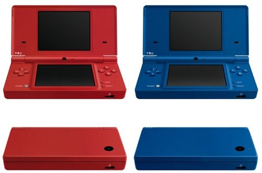 New DSi colors!
