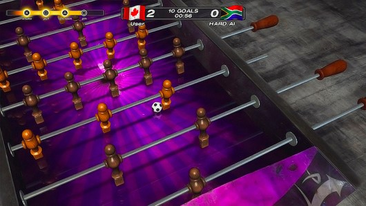FINALLY Foosball 2012 launches next week on Vita
