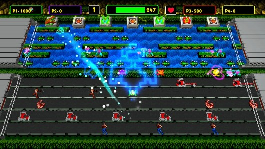Frogger Hyper Arcade Edition hops to on July 10