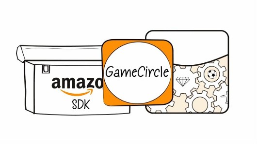 Amazon's 'GameCircle' adds achievements and more to Kindle Fire games