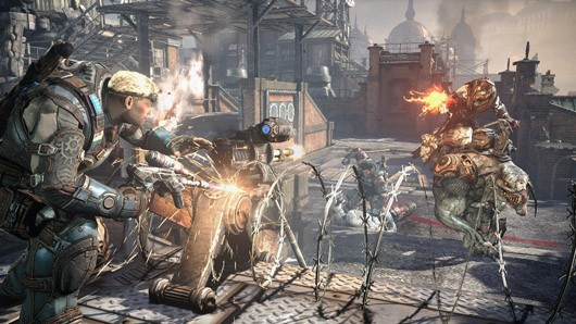 Gears of War Judgment launching in March 2013
