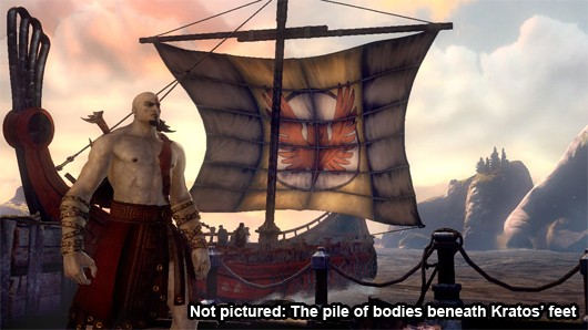 God of War Ascension dev 'pulls back' from ingame violence against women