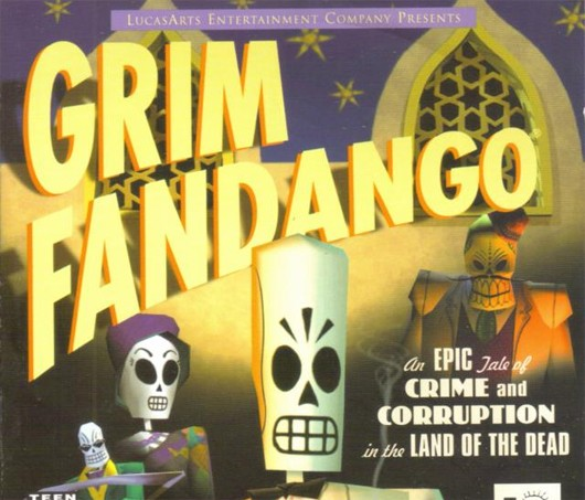 Stiq Figures, June 25  July 1 Grim Fandango edition