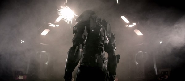 You can almost see Master Chief in this Halo 4 live action teaser