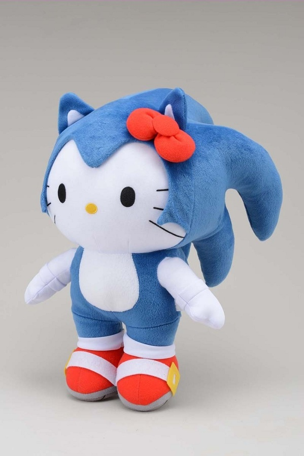Sonic  Sanrio  Jess' dream post