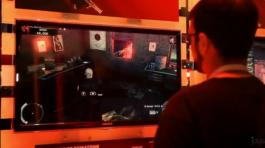 Here's what E3 was like for the Hitman Absolution staff