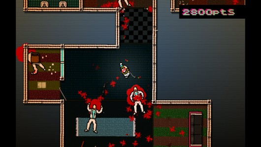 Hotline Miami isn't going to do much for Florida tourism