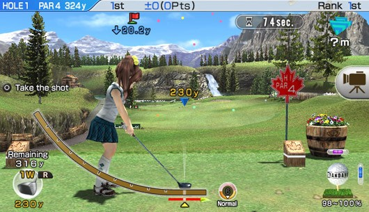 Hot Shots Vita update drops tonight, adds new modes and features
