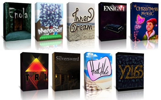 Kickstarter Indie Bundle seeks funding for nine games