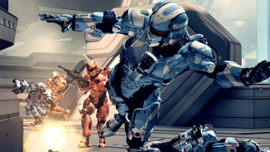 Certain Affinity developing Halo 4's Forge mode, includes gravity augmentation