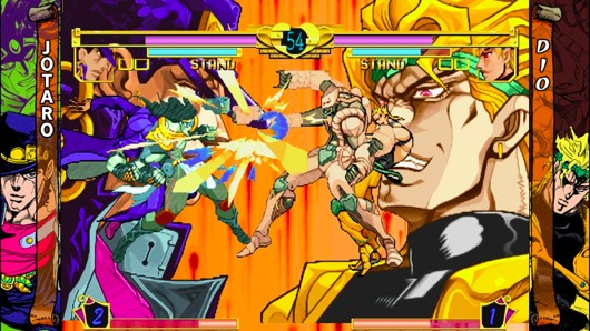 Jojo's Bizarre Adventure continues to look bizarre in HD