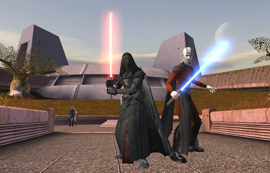 Stiq Flicks Knights of the Old Republic I and II and Cloak & Dagger