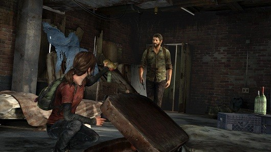 The Last of Us adds another survivor, Bill the angry old man