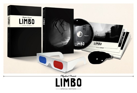 Limbo now available in physical, goodiefilled special edition